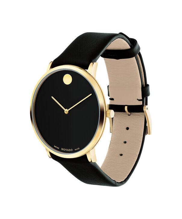 MOVADO 70th Anniversary0607135 – Men's 40 mm strap watch - Side view