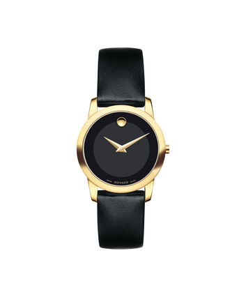 MOVADO Museum Classic0606877 – Women's 28 mm strap watch - Front view