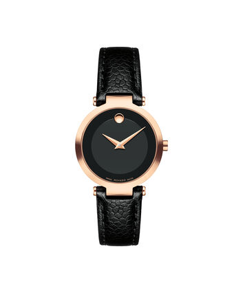 MOVADO Modern Classic0607116 – Women's 28 mm strap watch - Front view