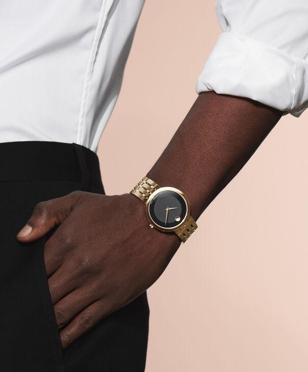 MOVADO 爱莎 (Esperanza)0607059 – 男士39毫米表链腕表 - 另一种观点