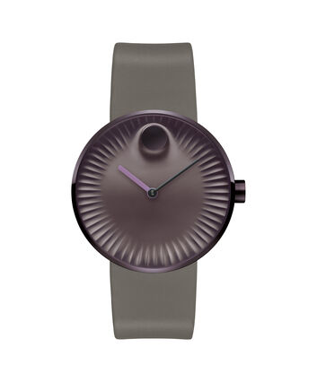 MOVADO Movado Edge3680044 – Men's 40 mm strap watch - Front view