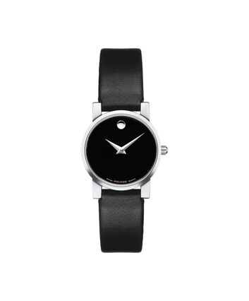 MOVADO Moderna0604231 – Women's 25 mm strap watch - Front view