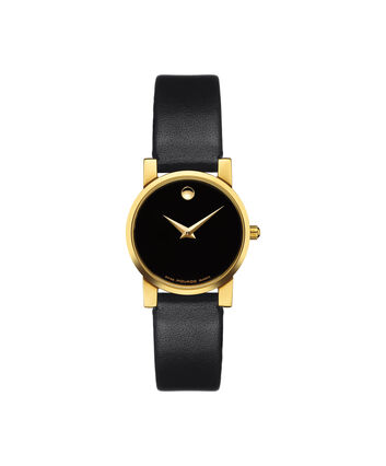 MOVADO Moderna0604229 – Women's 25 mm strap watch - Front view