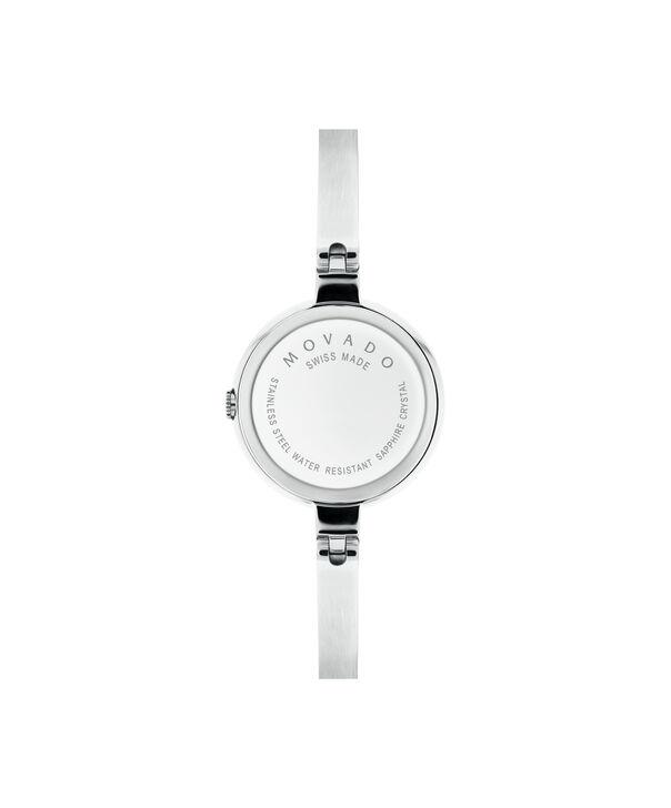 MOVADO Bela0606596 – Women's 25 mm bangle watch - Back view
