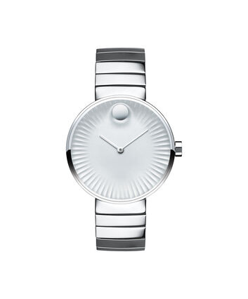 MOVADO Movado Edge3680012 – Women's 34 mm bracelet watch. - Front view