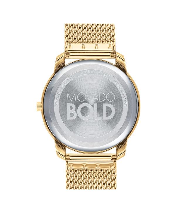 MOVADO Movado Bold3600588 – 42mm BOLD Thin on Mesh - 后视图
