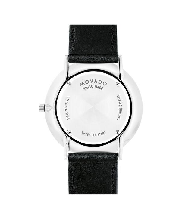 MOVADO Movado Ultra Slim0607086 – Men's 40 mm strap watch - Back view