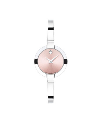 MOVADO Bela0606596 – Women's 25 mm bangle watch - Front view