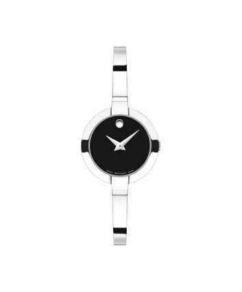 MOVADO Bela0606595 – Women's 25 mm bangle watch - Front view
