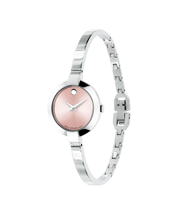 MOVADO Bela0606596 – Women's 25 mm bangle watch - Side view