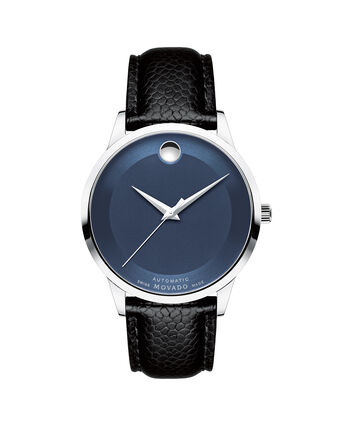 MOVADO Modern Classic0607123 – Men's 39.5 mm automatic 3-hand - Front view