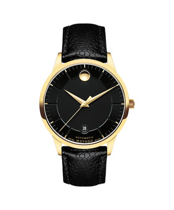 MOVADO 1881 Automatic0607021 – Men's 39.5 mm automatic 3-hand - Front view