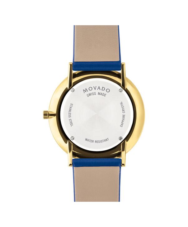 MOVADO Modern 470607254 – Movado.com EXCLUSIVE 40mm strap watch - 后视图