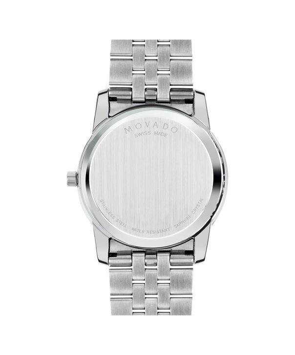 MOVADO Museum Classic0606878 – Men's 40 mm bracelet watch - Back view