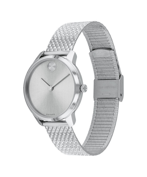 MOVADO Movado Bold3600595 – 35mm BOLD Thin on Strap - 侧面图