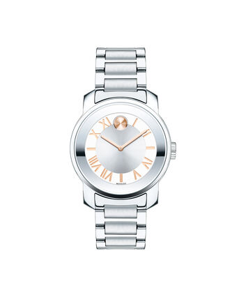 MOVADO Movado BOLD3600244 – 32 mm Luxe bracelet watch - Front view