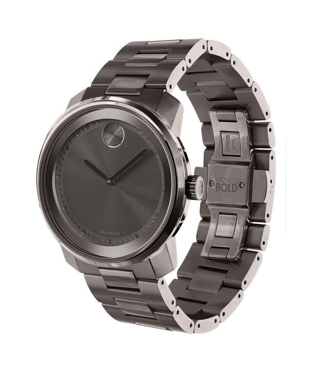 MOVADO Movado BOLD3600259 – 42.5 mm Metals bracelet watch - Side view