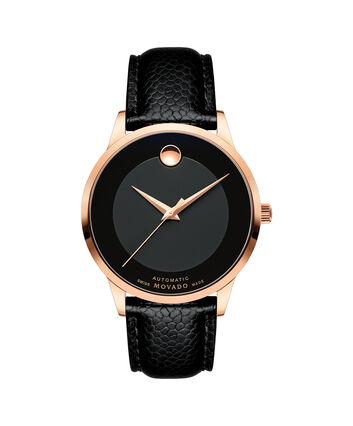 MOVADO Modern Classic0607124 – Men's 39.5 mm automatic 3-hand - Front view
