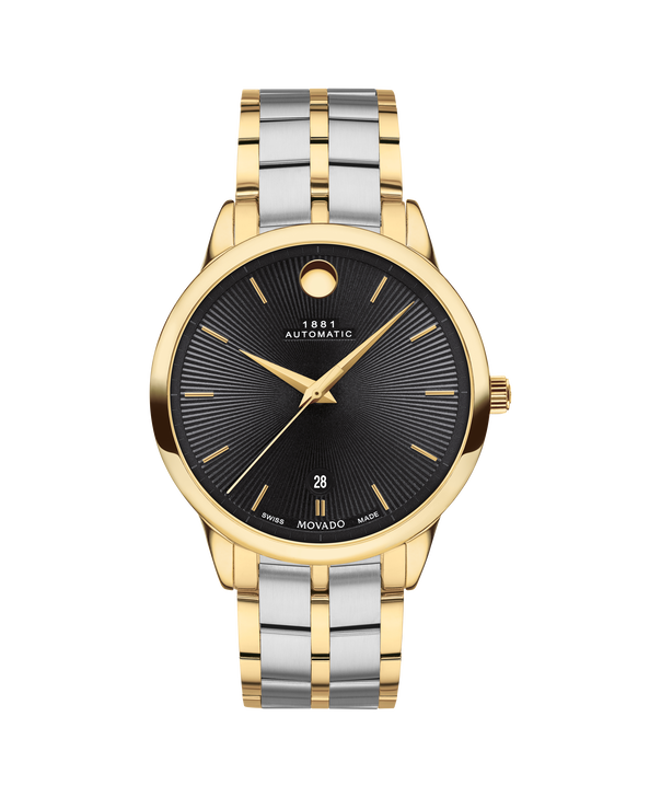 MOVADO 1881 Automatic0607463 – 39mm 1881 Automatic on Bracelet - 正视图