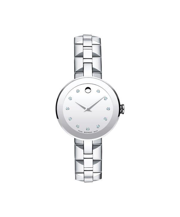 摩凡陀   蓝宝石不锈钢腕表