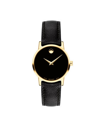 MOVADO Museum Classic0607205 – Women's 28 mm strap watch - Front view