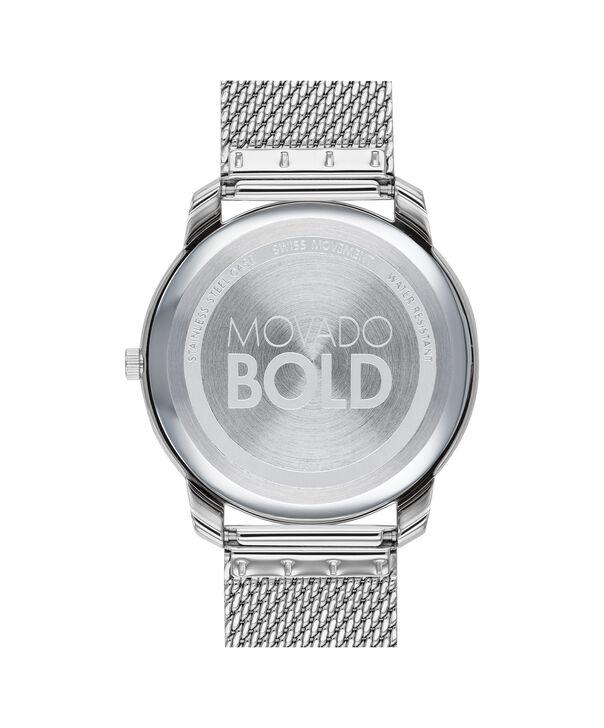 MOVADO Movado Bold3600589 – 42mm BOLD Thin on Mesh - 后视图