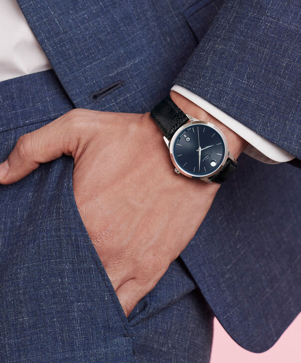 MOVADO 1881 Automatic0607454 – 39mm 1881 Automatic on Strap - 另一种观点