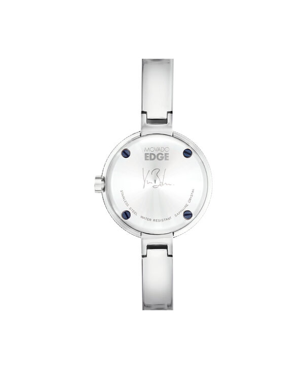 MOVADO Movado Edge3680028 – Women's 28 mm bangle watch - Back view