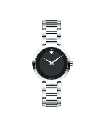 MOVADO Modern Classic0607101 – Women's 28 mm bracelet watch - Front view