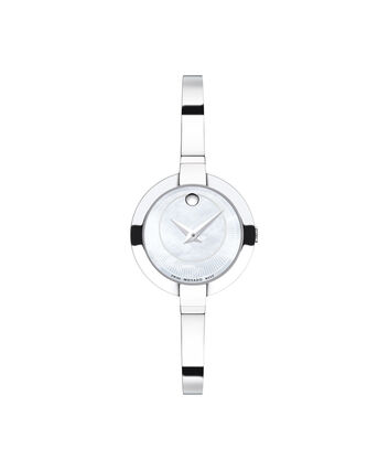 MOVADO Bela0606616 – Women's 25 mm bangle watch - Front view