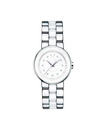 MOVADO Cerena0606930 – Women's 28 mm bracelet watch - Front view