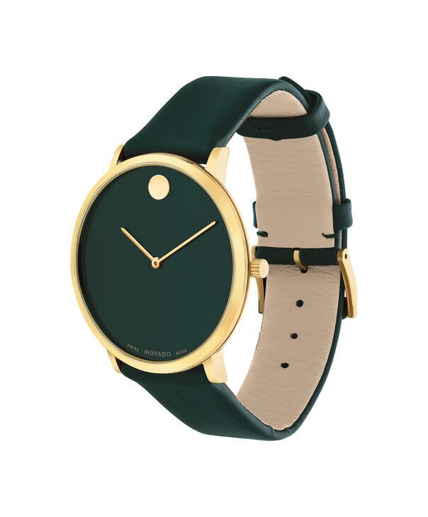 MOVADO Modern 470607260 – Movado.com EXCLUSIVE 40mm strap watch - 侧面图