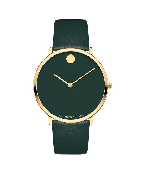 MOVADO Modern 470607260 – Movado.com EXCLUSIVE 40mm strap watch - 正视图
