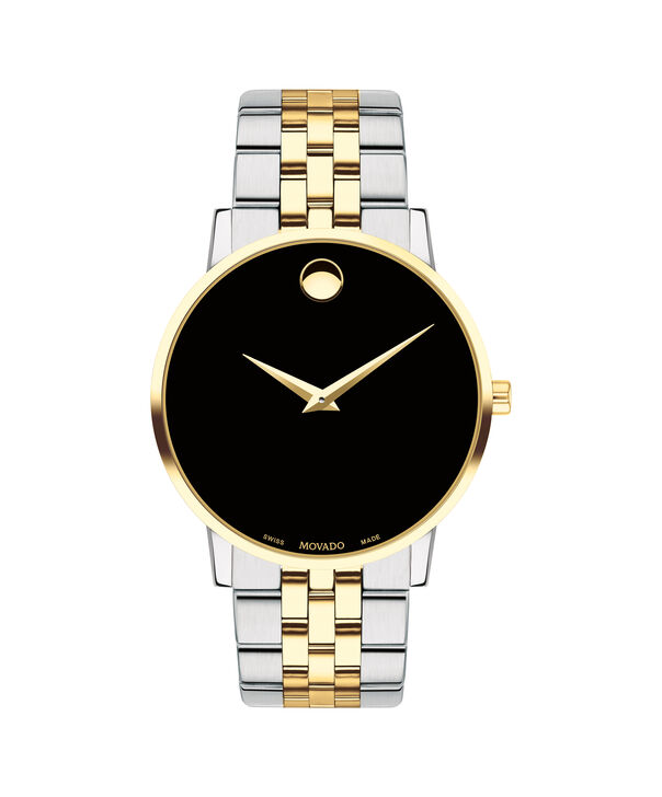 Movado | Museum Classic Men's Two-Toned Bracelet Watch
