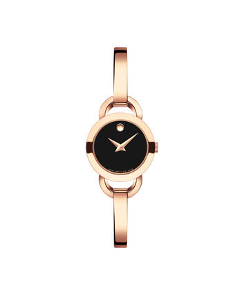 MOVADO Rondiro0607065 – Women's 22 mm bangle watch - Front view
