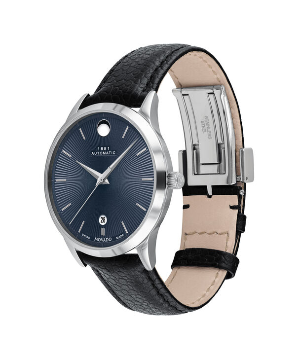 MOVADO 1881 Automatic0607454 – 39mm 1881 Automatic on Strap - 侧面图