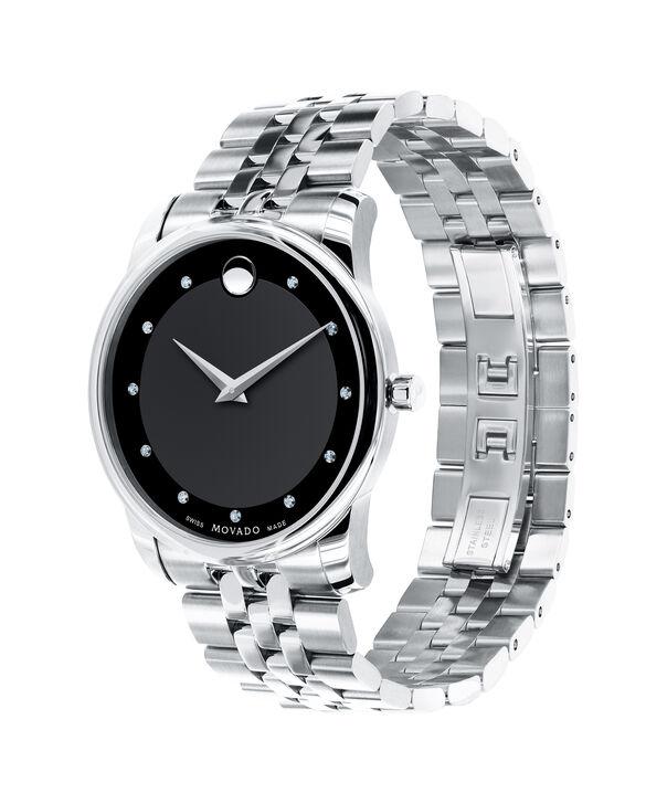 MOVADO Museum Classic0606878 – Men's 40 mm bracelet watch - Side view