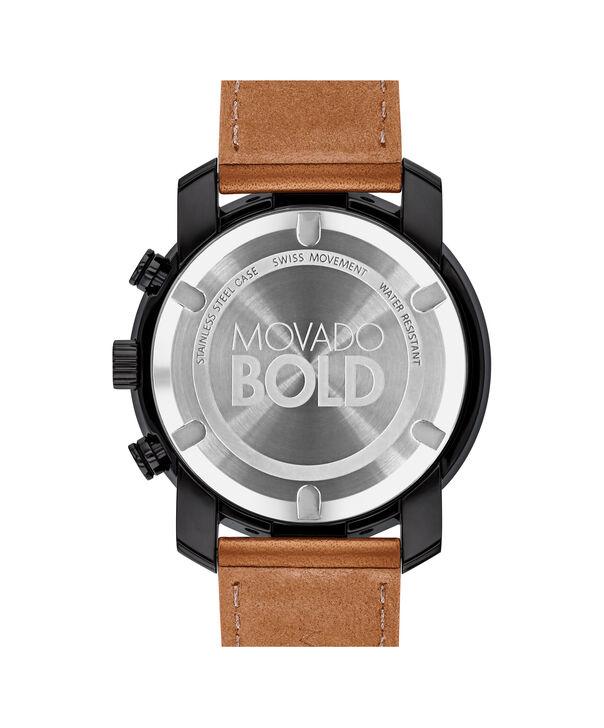 MOVADO Movado BOLD3600603 – 44mm Movado BOLD Chrono on Strap - 后视图