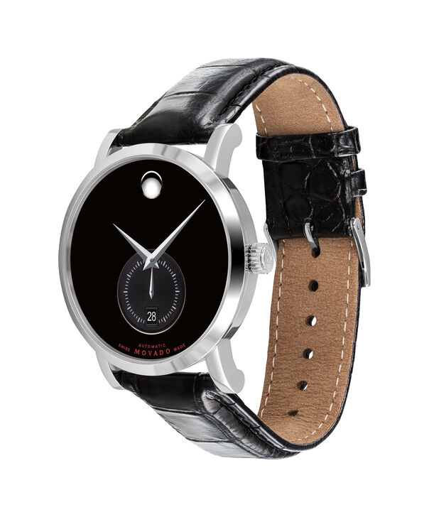 MOVADO Red Label0607370 – 42mm Red Label with New Complication - 侧面图