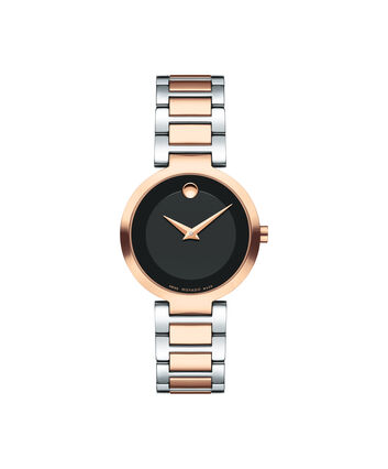 MOVADO Modern Classic0607134 – Women's 28 mm bracelet watch - Front view