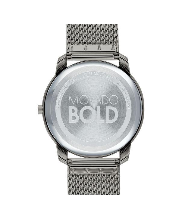 MOVADO Movado Bold3600599 – 42mm BOLD Thin on Mesh - 后视图