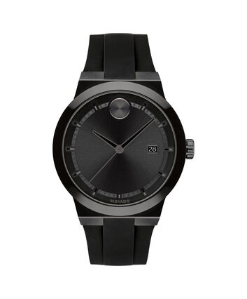 MOVADO Movado BOLD3600621 – 42mm Movado BOLD Fusion on Strap - Front view