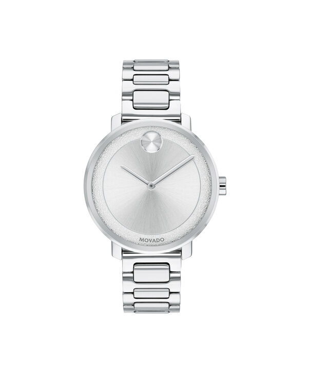 MOVADO Movado BOLD3600501 – 34 mm Metals bracelet watch - 正视图