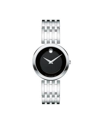 MOVADO 爱莎 (Esperanza)0607051 – 女士28毫米表链腕表 - 正视图