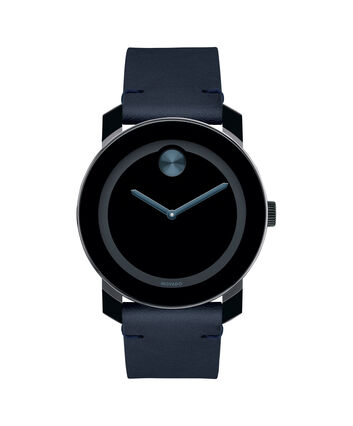 MOVADO Movado Bold3600601 – 42mm BOLD 2H TR90 Strap - Front view