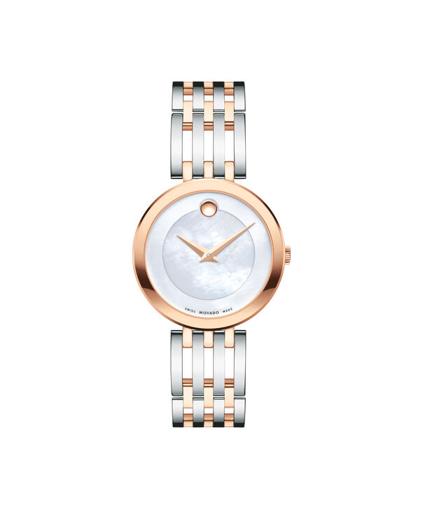 MOVADO Esperanza0607114 – Women's 28 mm bracelet watch - Front view