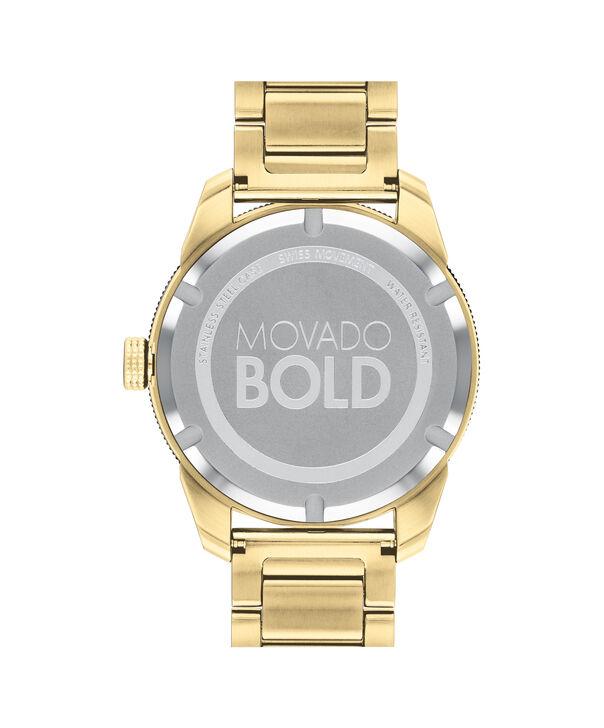 MOVADO Movado Bold3600605 – 43.5mm BOLD Sport on Bracelet - 后视图