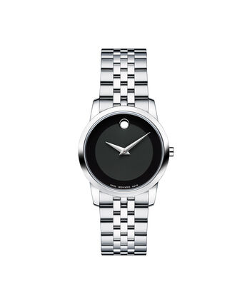MOVADO Museum Classic0606505 – Women's 28 mm bracelet watch - Front view