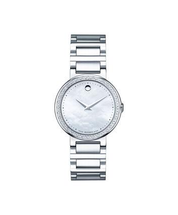 MOVADO Concerto0606421 – Women's 30 mm bracelet watch - Front view