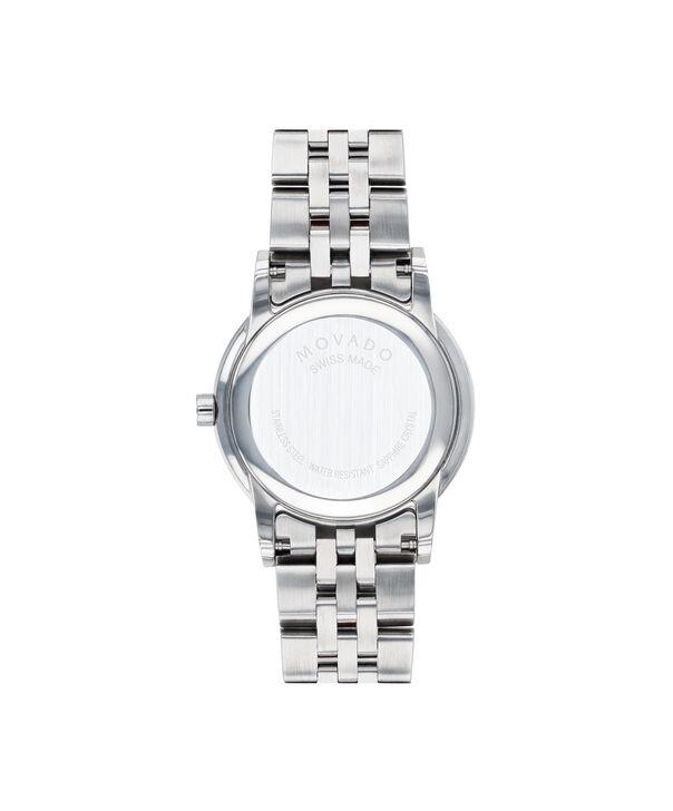 MOVADO Museum Classic0607207 – Women's 28 mm bracelet watch - Back view
